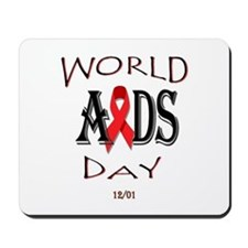 World AIDS day Mousepad
