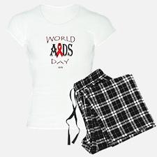World AIDS day Pajamas