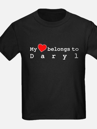 My Heart Belongs To Daryl T