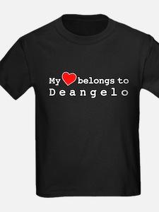 My Heart Belongs To Deangelo T