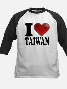 I Heart Taiwan Tee