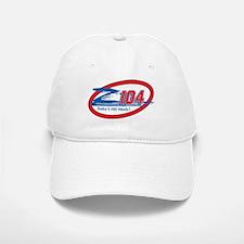 Z104-FM (WZEE) Baseball Baseball Cap