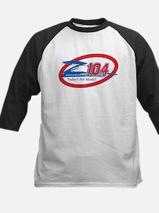 Z104-FM (WZEE) Kids Baseball Jersey