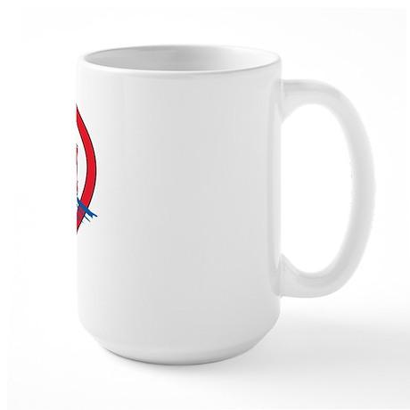 Z104-FM (WZEE) Large Mug