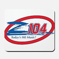 Z104-FM (WZEE) Mousepad