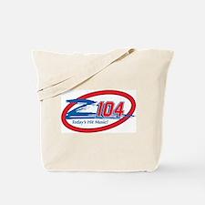 Z104-FM (WZEE) Tote Bag