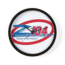 Z104-FM (WZEE) Wall Clock