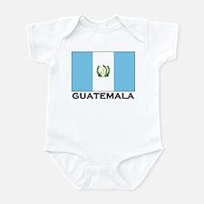 Guatemala Flag Merchandise Infant Bodysuit