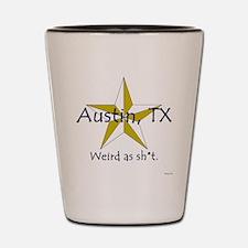 Cute Austin Shot Glass