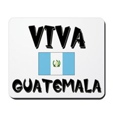 Viva Guatemala Mousepad