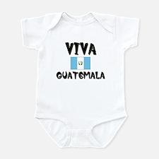 Viva Guatemala Infant Bodysuit