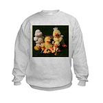Bunch of Ducks Kids Sweatshirt