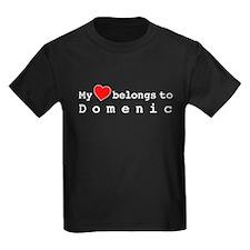 My Heart Belongs To Domenic T