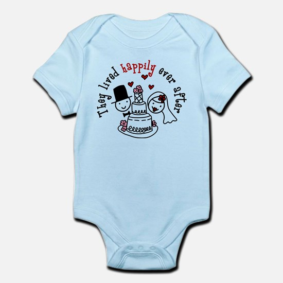 Happily Ever After Infant Bodysuit