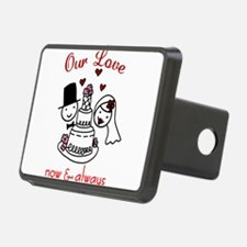 Our Love Hitch Cover