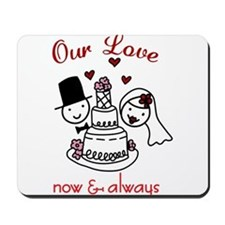 Our Love Mousepad