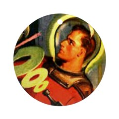 Captain Future Ornament (Round)