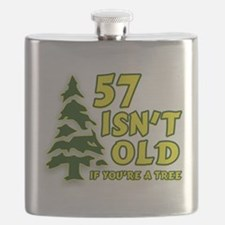 57 Isn't Old, If You're A Tre Flask
