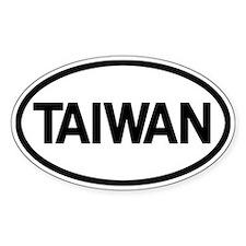 Taiwan Bumper Stickers