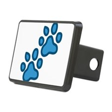 Dog Paw Prints Hitch Cover