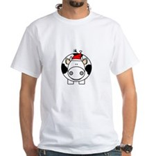 Holiday Cow Shirt