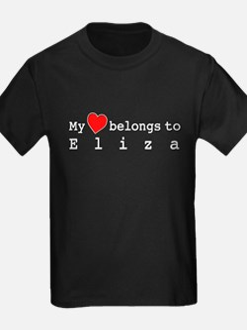 My Heart Belongs To Eliza T