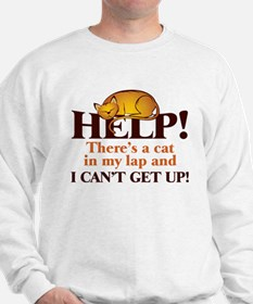 Funny Animal humor Sweatshirt