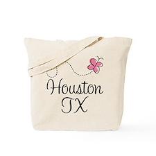 Pretty Houston Tote Bag