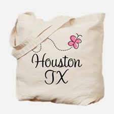 Pretty Houston Tote Bag