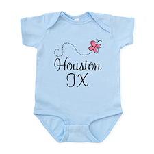 Pretty Houston Infant Bodysuit