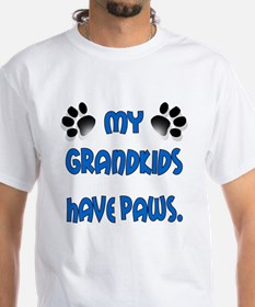 My Grandkids Have Paws Shirt