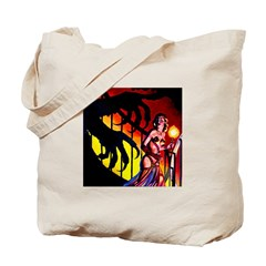 Claws Tote Bag