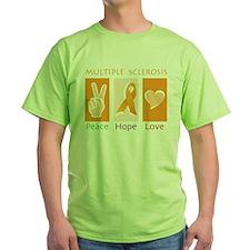 Peace Cure Love T-Shirt