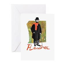 Toulouse Lautrec Grtng. Cards(Pkg. of 6)