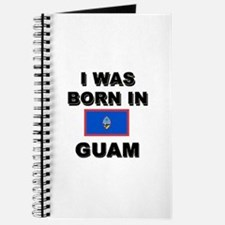I Was Born In Guam Journal