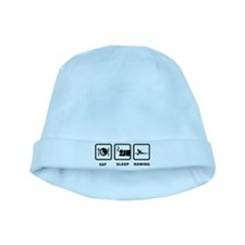 Rowing baby hat