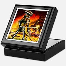 Cyclops Robot Keepsake Box