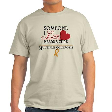 Multiple Sclerosis Light T-Shirt