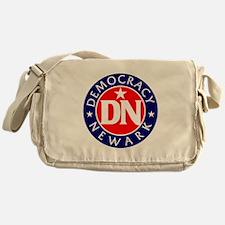 Democracy Newark Messenger Bag