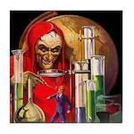 Dr. Death Tile Coaster
