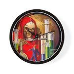 Dr. Death Wall Clock