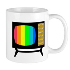 1959 Spectra-Color III by Whirling Satellite Mug