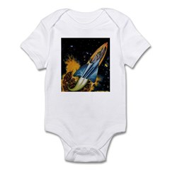 Dying Planet Infant Bodysuit