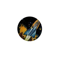 Dying Planet Mini Button (100 pack)
