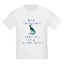 I'm a Hadrosaur Kids T-Shirt