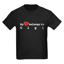 My Heart Belongs To Gigi T