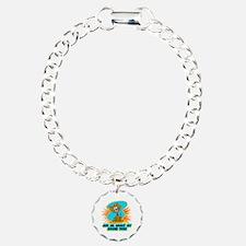 About My Grand Dog Bracelet