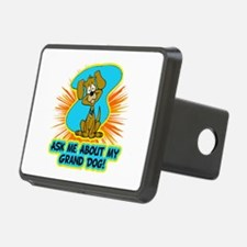 About My Grand Dog Hitch Cover