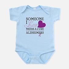 Someone I Love.... Infant Bodysuit