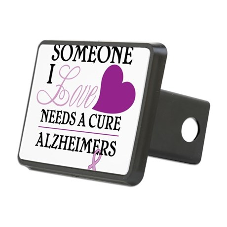 Someone I Love.... Rectangular Hitch Cover